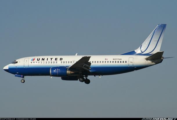 United airplane_2