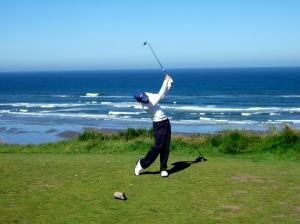 Golf at Bandon Dunes