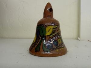 Pottery Bell from Isla de Ixtapa