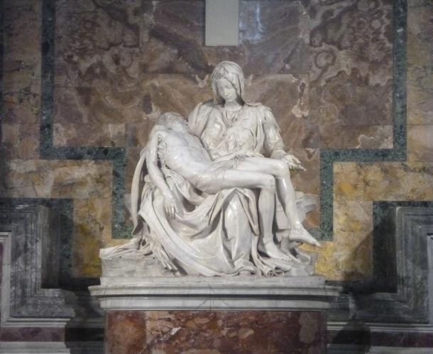 The Pieta, Rome