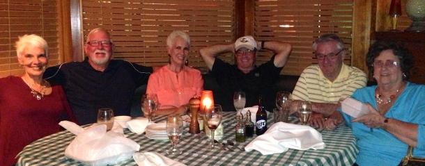 Sharon, Ray, Ron, Lynda