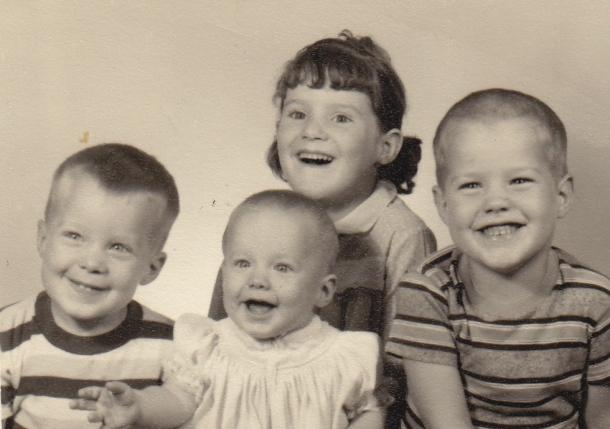 Kellee, Paul, Mark and Mary