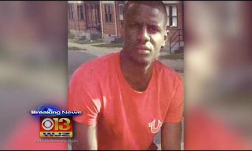 The death of Freddie Gray sparks fear quickly followed by fury and grief.