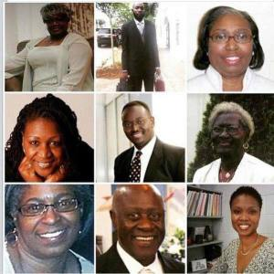 Those who died in Charleston, June 2015